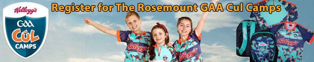 Rosemount GAA Cul Camps