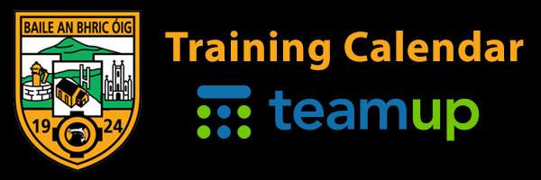 Training TeamUp